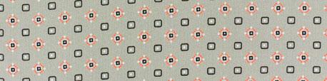 tissu-crepe-petites-cubes-fond-beige-x-10cm