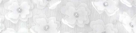 tissu-mousseline-froisse-avec-fleurs-en-relief-x-50-cm