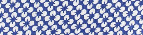 tissu-popeline-floraison-fond-bleu-marine-x-10cm