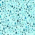 tissu-collection-in-the-bloom-petits-triangles-fond-turquoise-x-10cm