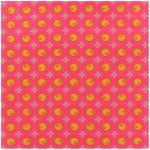 tissu-coton-pamplemousse-rose-x-10cm
