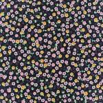tissu-poppy-dazzling-little-dahlia-noir-x-10cm