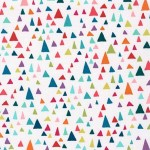 tissu-collection-in-the-bloom-petits-triangles-fond-blanc-x-10cm