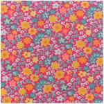 tissu-coton-fleur-d-oranger-rose-x-10cm