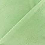 tissu-velours-minkee-doux-ras-vert-sauge-x-10cm