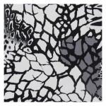tissu-gabardine-lycra-noir-et-blanc-animals-l-x-10cm