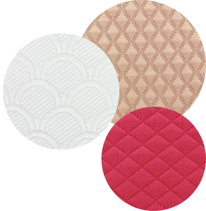 matelassé kimono