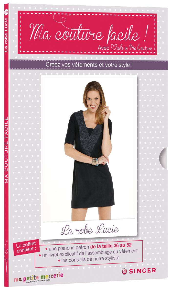 robe lucie booklet