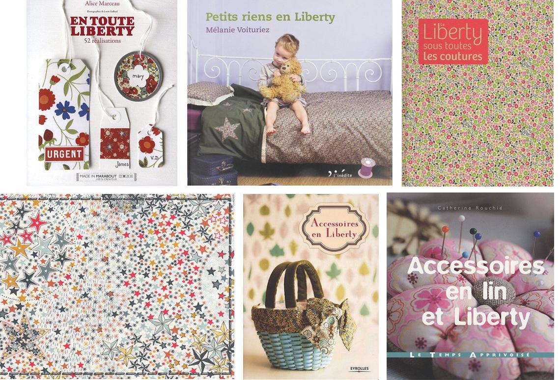 livres déco fleuri
