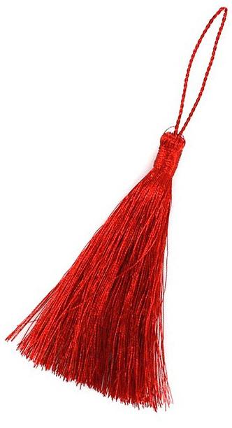 pompon long