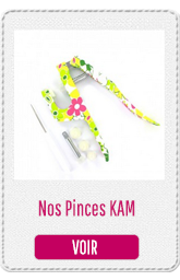 pince kam & snaps