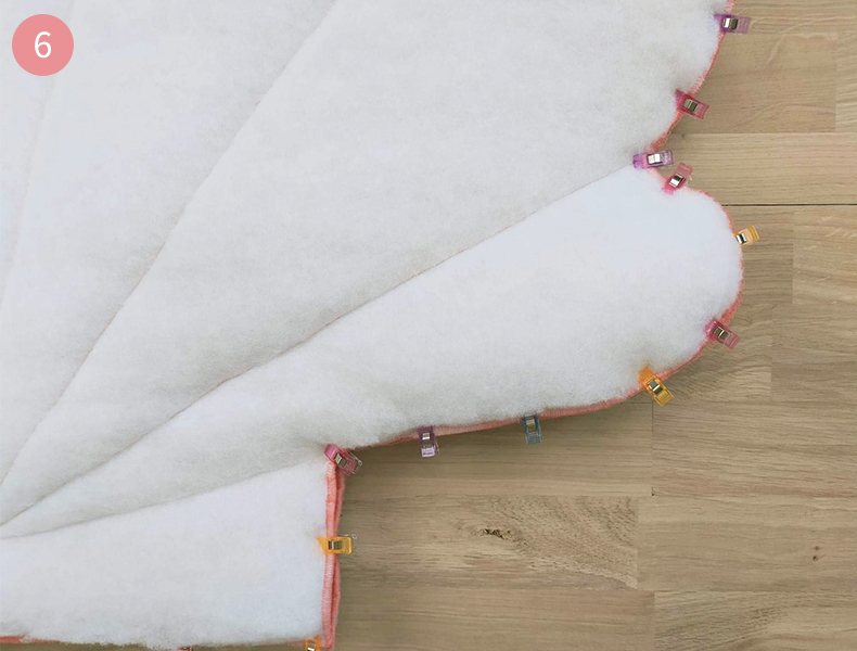tuto tapis d éveil fait main