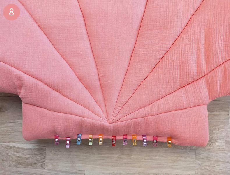 tapis d éveil tuto couture