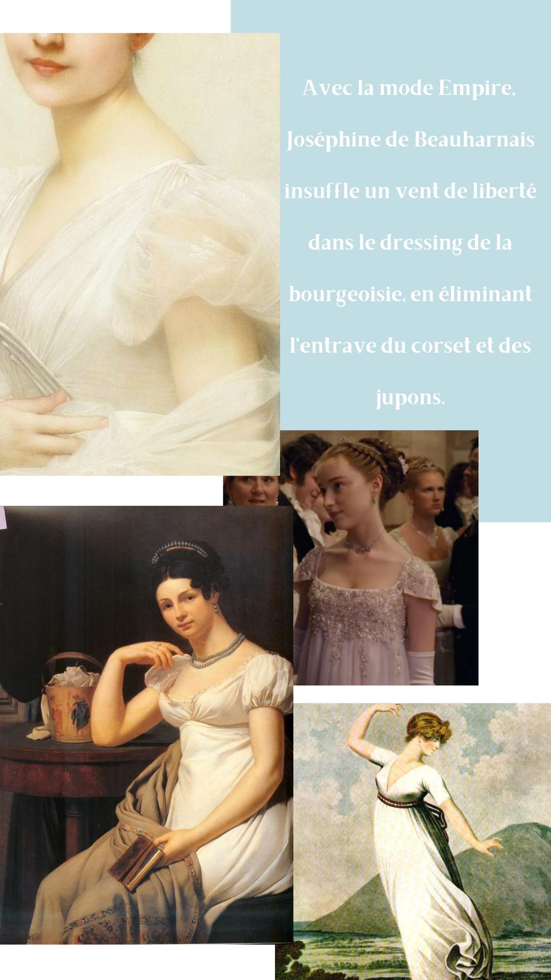 histoire de la robe baby doll
