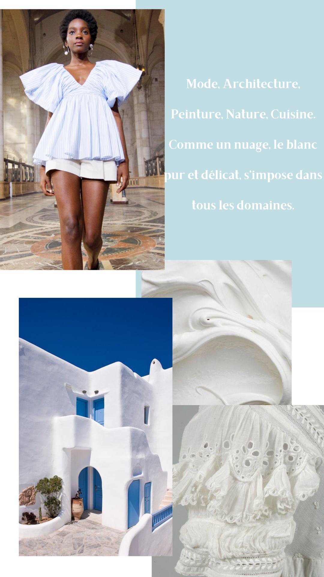 Tendance Blanc