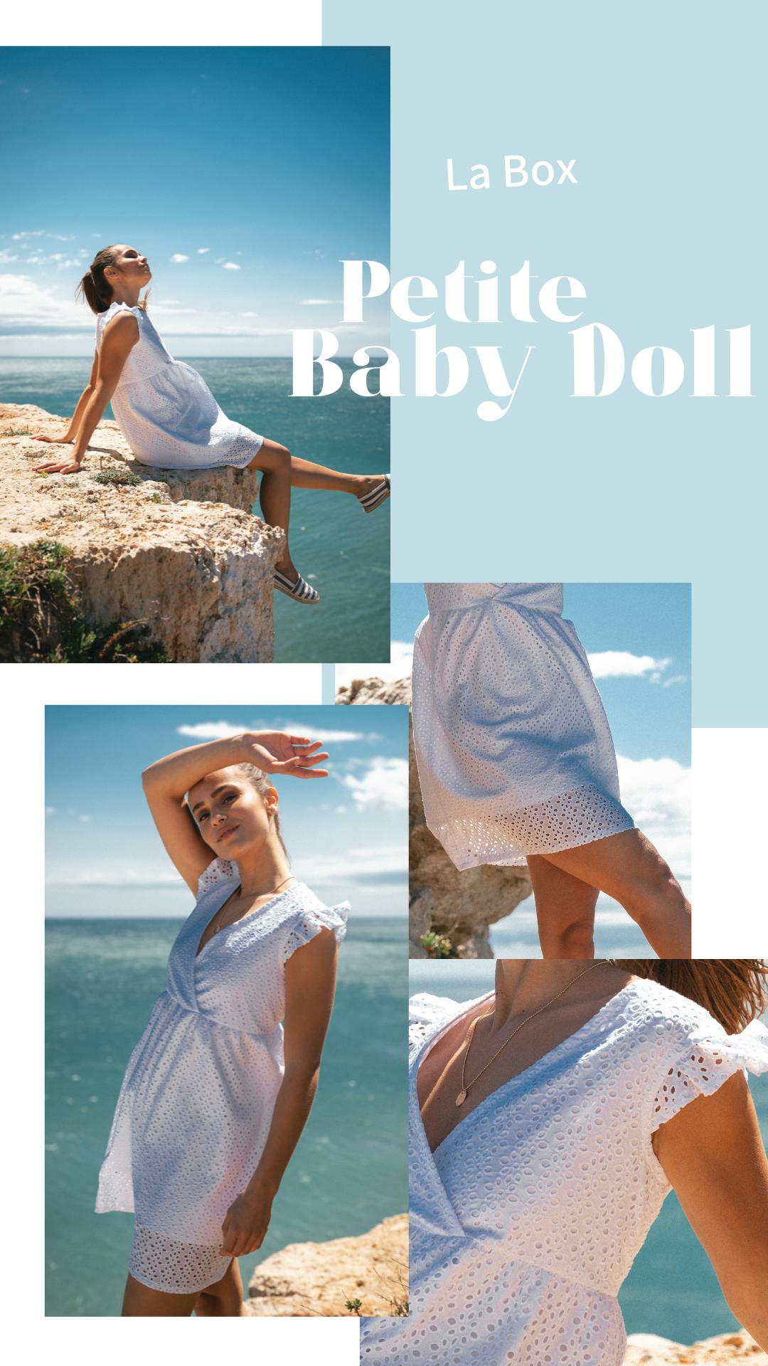Box Petite Baby Doll en Robe