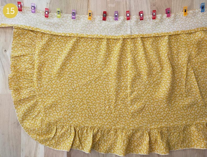 couture comment monter une ceinture de jupe
