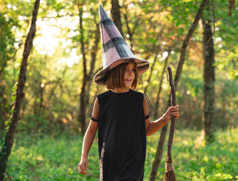 Chapeau de sorcière rendu final