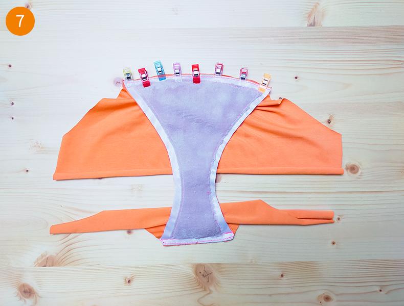 Coudre culotte menstruelle